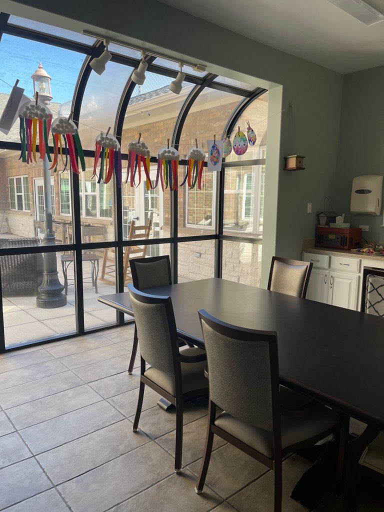 Image Gallery   Community Sunroom